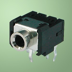 manufactured in China  EJ-0356-5P 3.5 Audio Phone Jack   distributor