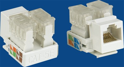 <b>TM-8002 Cat.5e Data keystone jack</b> TM-8002 Cat.5e Δικτύου Δεδομένων keystone jack - Cat.6/Cat.5E RJ45 Network Keystone Jacks made in china