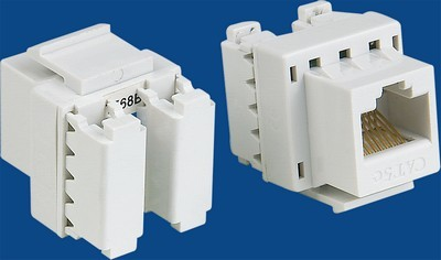 TM-8006 Cat.5e Data keystone jack TM-8006 Cat.5e Δικτύου Δεδομένων keystone jack - Cat.6/Cat.5E RJ45 Network Keystone Jacks made in china