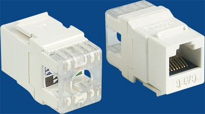 TM-8010 Cat.5e Data keystone jack TM-8010 Cat.5e Δικτύου Δεδομένων keystone jack - Cat.6/Cat.5E RJ45 Network Keystone Jacks Κίνα κατασκευαστής