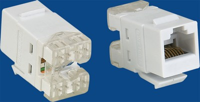 TM-8012 Cat.5e RJ45 Data keystone jack TM-8012 Cat.5e RJ45 Network Data keystone jack - Cat.6/Cat.5E RJ45 Network Keystone Jacks κατασκευάζονται στην Κίνα