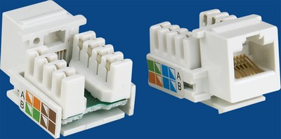 TM-8017 Cat.6 Data keystone jack TM-8017 Cat.6 RJ45 Data keystone jack - Cat.6/Cat.5E RJ45 Network Keystone Jacks Κίνα κατασκευαστής