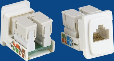 TM-8110 Rj45 Connecto Cat.5e Data keystone jack TM-8110 Rj45 Connecto Cat.5e Nerwork Data keystone jack - Cat.6/Cat.5E RJ45 Network Keystone Jacks κατασκευάζονται στην Κίνα