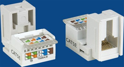 <b>TM-8204 Cat.5e Καλώδιο RJ45 Data keystone jack</b> TM-8204 Cat.5e Καλώδιο RJ45 Network Data keystone jack - Cat.6/Cat.5E RJ45 Network Keystone Jacks κατασκευάζονται στην Κίνα